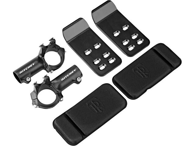 Ritchey Comp Sliver Clip-On Aero Lenkeraufsatz Ø31,8mm bb black